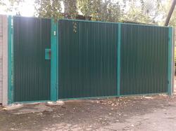 Ворота распашные Стандарт